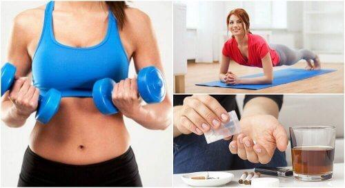 6 Ursachen warum deine Muskeln nicht wachsen