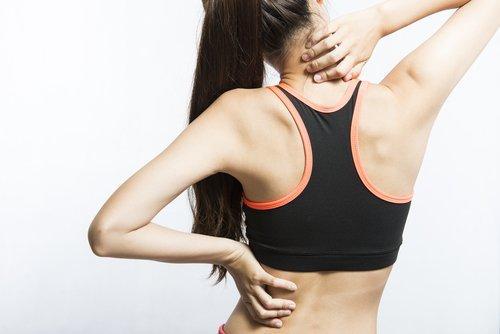Muskelschmerzen, wenn du nicht genug Wasser trinkst