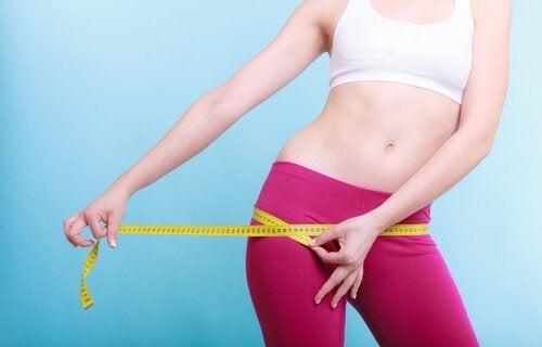 Die richtige Ernährung für deine Figur: Schlauchform