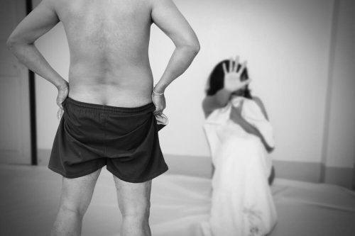 sexueller Missbrauch passiert in Beziehungen