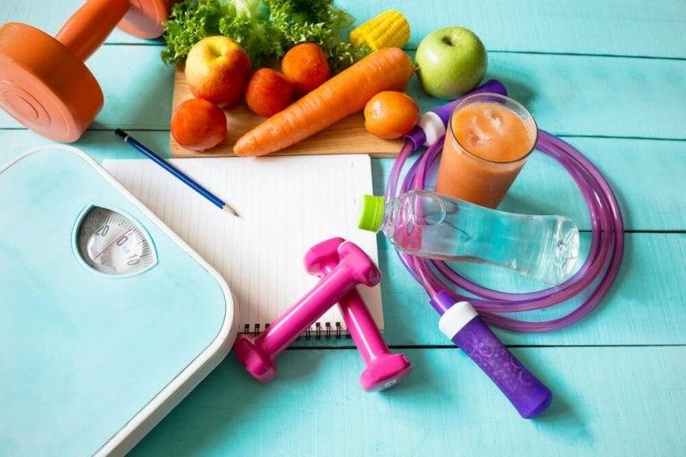 2 Diäten für einen schnellen Stoffwechsel und zur Gewichtsabnahme