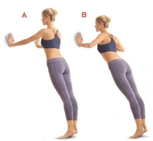 Übungen für eine straffe Brust