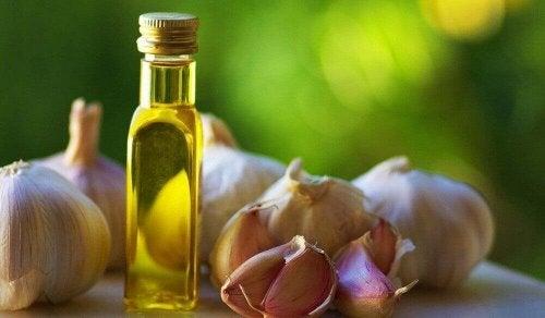 Dieses Rezept mit Olivenöl und Knoblauch eignet sich gut zum Abnehmen.