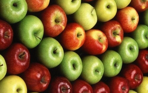 Äpfel können Krebs vorbeugen.