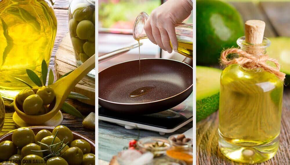 Welches ist das gesündeste Öl zum Braten und Frittieren?