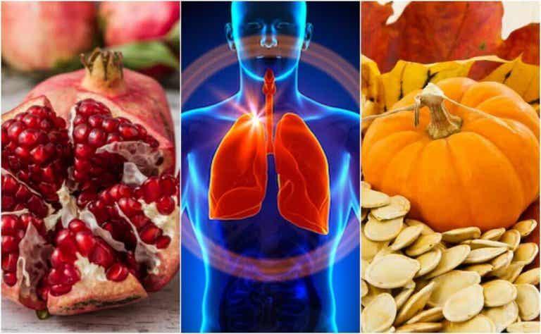 Verbessere deine Lungenfunktion mit diesen 6 Lebensmitteln