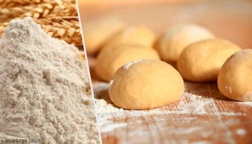 Rezept für leckeres, hausgemachtes Brot