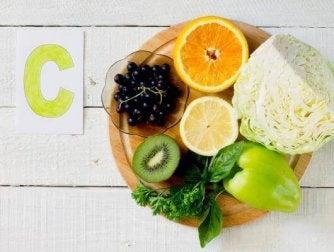 Vitamin C - unentbehrliche Vitamine