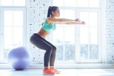Squats - Fehler beim Training