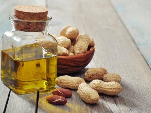Erdnussöl - Öl zum Braten