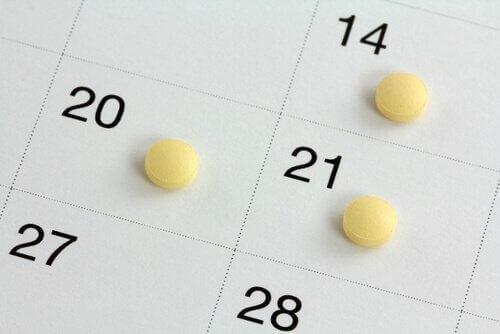 Regelkalender - Verhütungsmethoden
