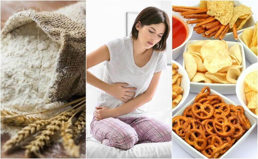 8 Lebensmittel, die du während einer Entzündung vermeiden solltest