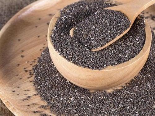 ballaststoffreiche Lebensmittel: Chiasamen