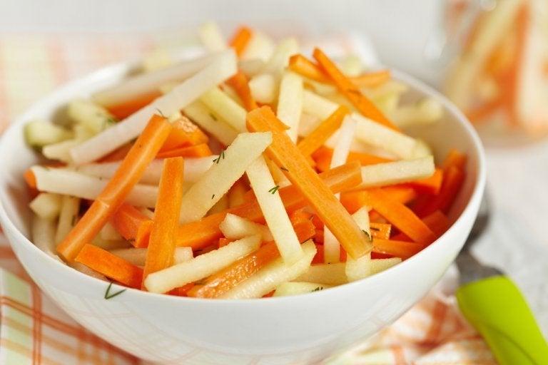 Detox-Salate zur Darmreinigung: 5 Rezepte
