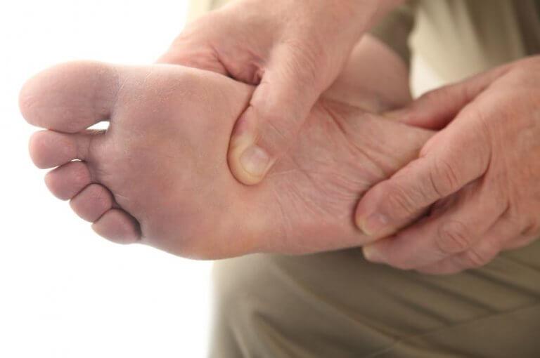 Diabetischer Fuß: Pflege zu Hause