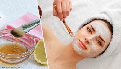 Gesichtsmasken können Hautprobleme bekämpfen