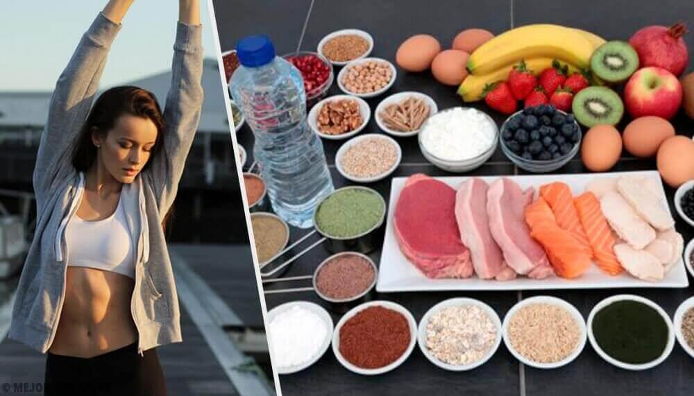 Gesunde Lebensmittel für die dein Körper dir danken wird