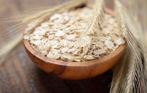 ballaststoffreiche Lebensmittel: Getreide