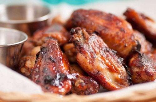 Rezept für köstliche Chicken Wings