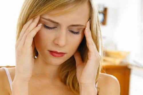Kopfschmerzen sind Warnsignale des Körpers