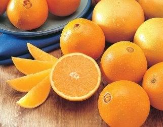 Orangen ermöglichen dir schöneres Haar!