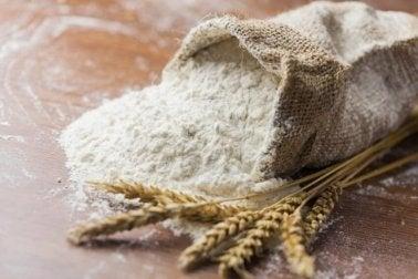 Raffiniertes Getreide