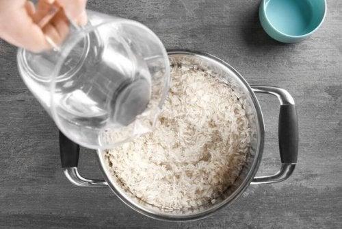 Reisrezepte sind einfach