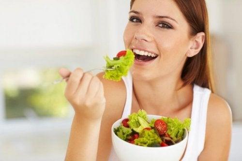vegane Rohkost zum Abnehmen
