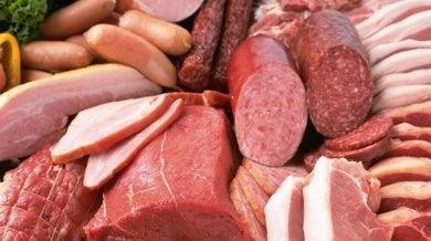 Verarbeitete Wurst- und Fleischprodukte