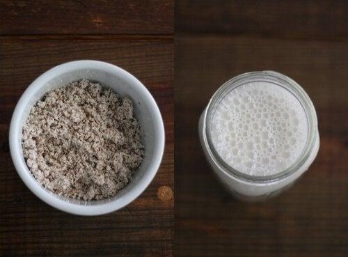Zutaten für Smoothie-Rezepte
