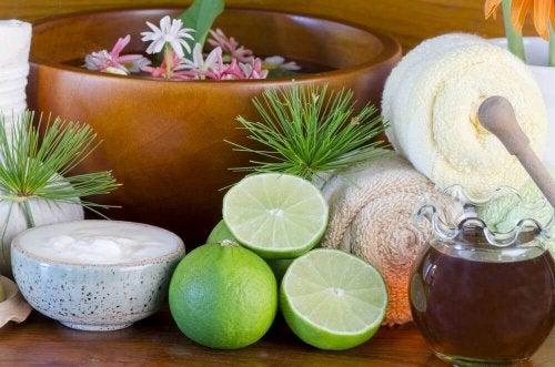 Zitrone kann Hautprobleme bekämpfen