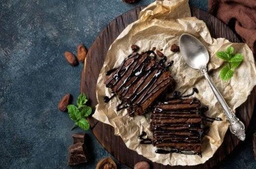 Leckere Kaffeerezepte für Kaffee-Brownies