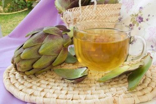 Artischocken-Rezepte: Tee