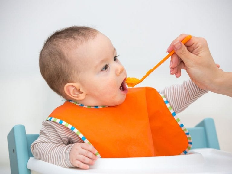 Obstbrei für Babys - lecker und gesund