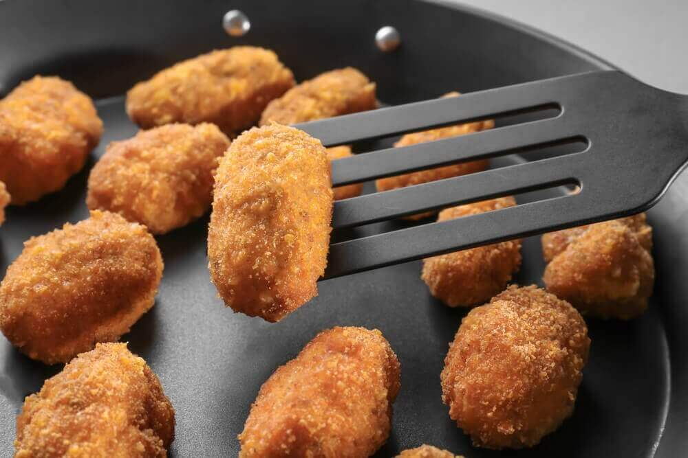 Einfache und köstliche Rezepte für Kroketten aus Kochbananen