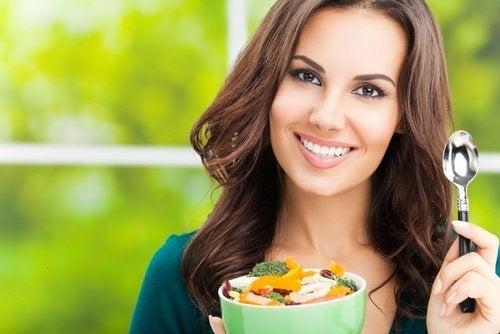 Richtige Ernährung für tolle Figur
