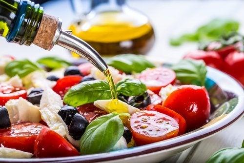 Gesundheitsvorteile von Salaten