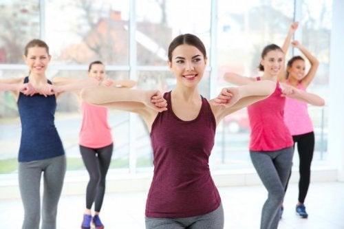 Trainiere deinen Körper mit Tanz