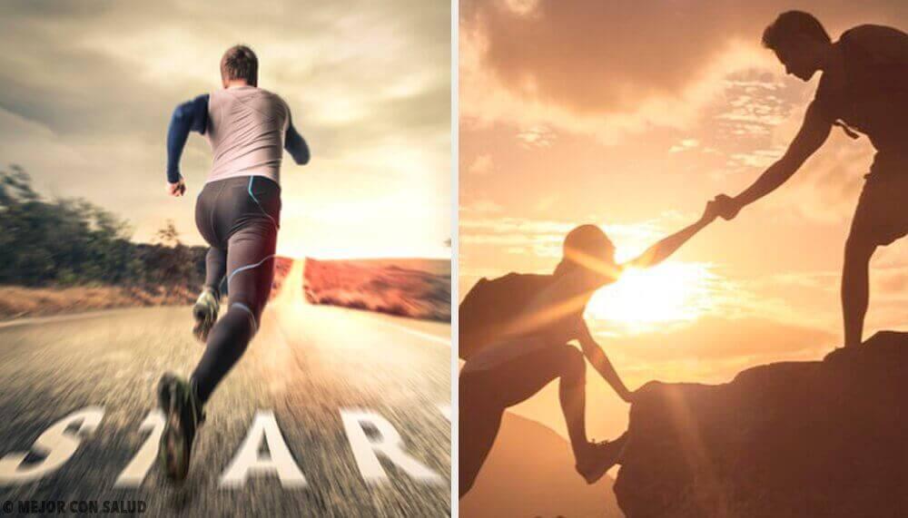 In 4 Schritten die Willenskraft steigern