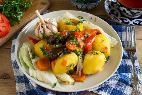 Kartoffelsalat und weitere schnelle Abendessen