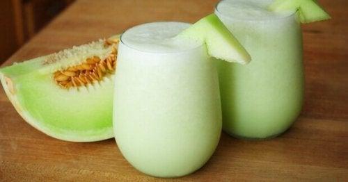 Melone als harntreibendes Mittel