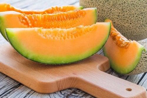 Melone als natürliches Heilmittel: 4 Tipps