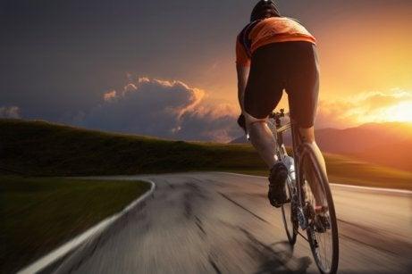 Radfahren für ein gesundes Herz