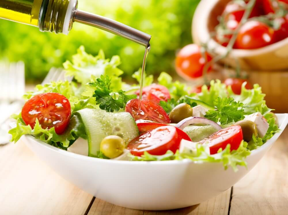 5 schnelle Abendessen, um Gewicht zu verlieren