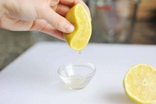 Zitrone als Heilmittel zur Reinigung der Nieren