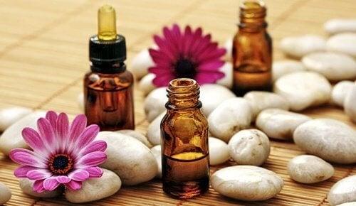 Ätherische Öle für Aromatherapie, die dich entspannen