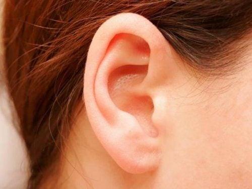 5 übliche Fehler in der Dusche, Ohren