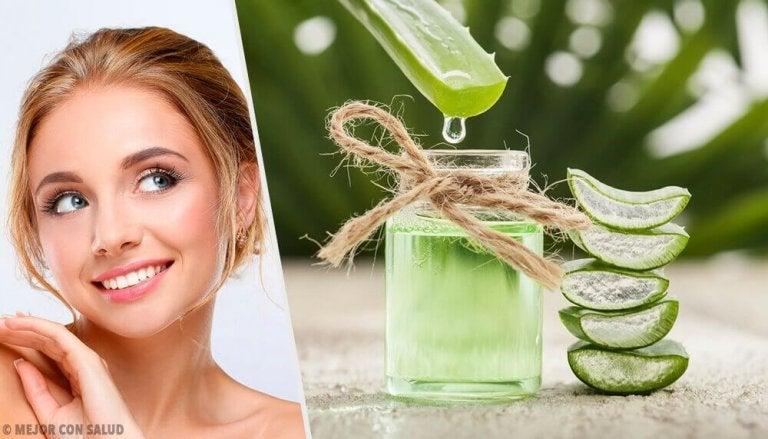 Aloe-Saft hat viele Vorteile!