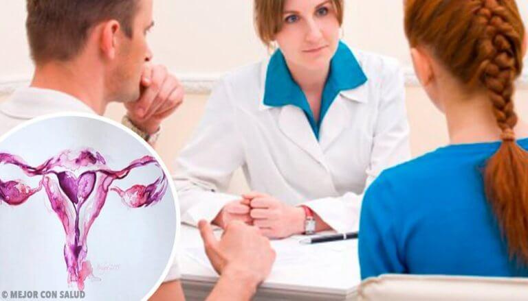 Unfruchtbarkeit bei Frauen – 6 häufige Ursachen