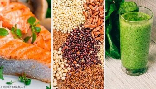 Leptinspiegel erhöhen: 7 hilfreiche Lebensmittel
